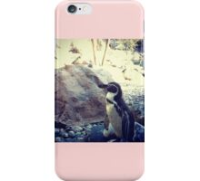 Lonely Penguin  iPhone Case/Skin