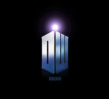 Doctor Who 2010 Tardis Logo by Smithicus Media