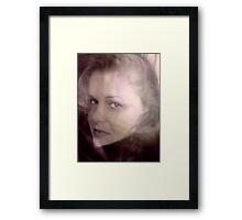 Human Emotion...Vanity ©  Framed Print