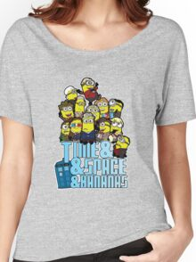 Time and Space and Bananas Women's Relaxed Fit T-Shirt