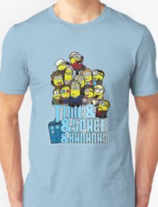 Time and Space and Bananas T-Shirt