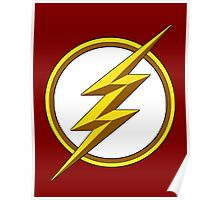 The Flash - Season 2 Logo Poster