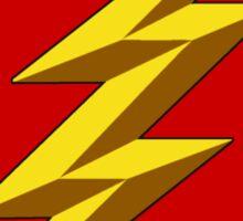 The Flash - Season 1 logo Sticker