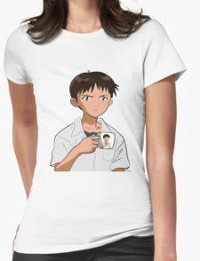 Shinjiception Womens Fitted T-Shirt
