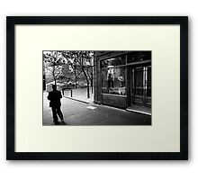 Bohemian Streets Framed Print