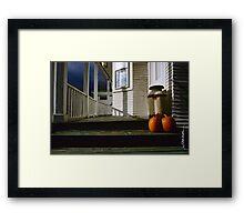 Pittsfield 2pm Framed Print