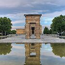 Templo de Debod, Madrid by Prashant Panigrahi