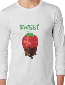 strawberry tshirt Long Sleeve T-Shirt
