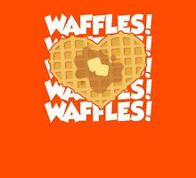 I Love Waffles 2 T-Shirt