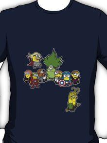 Minvengers Assemble T-Shirt