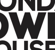 Ronda Rowdy Rousey Sticker