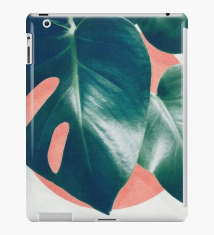MONSTERA #1 iPad Case/Skin
