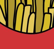 My Fries  Sticker