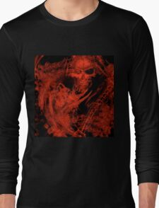 Welcome The Red Night Long Sleeve T-Shirt