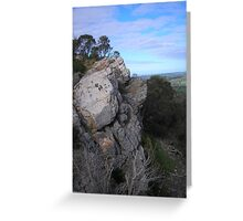 Mt Barker Summit Greeting Card