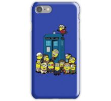 Minion Who iPhone Case/Skin