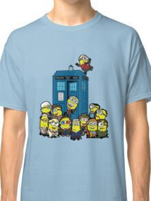 Minion Who Classic T-Shirt