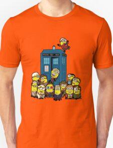 Minion Who T-Shirt