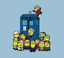 Minion Who Unisex T-Shirt