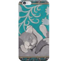 Sleep In iPhone Case/Skin