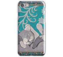 Sleep In iPhone Case/Skin