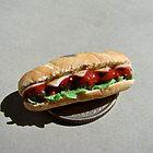 meatball sandwich by jessica hlavac