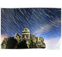 Roche Rock Star Trails Poster