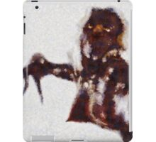 Angel of Death by Mary Bassett iPad Case/Skin