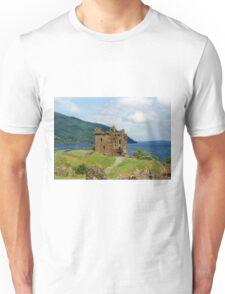 Urquhart Castle , Scotland Unisex T-Shirt