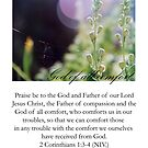God of all comfort by Catherine Davis