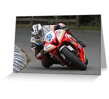 Michael Dunlop Greeting Card