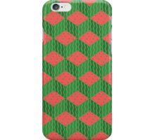 Cubic Watermelons iPhone Case/Skin