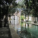 A canal on the grounds of Occidental Grand Xcaret by mltrue