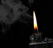 Lighter by Emily Liddle