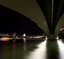 Under the Bridge by Helen Martikainen