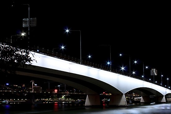 Captain Cook Bridge by Helen Martikainen