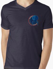 Enterprise Mission Patch Mens V-Neck T-Shirt