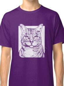 Handsome Cat Classic T-Shirt