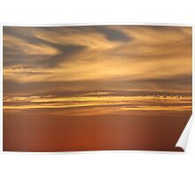 Sunset in Guincho 4956 Poster