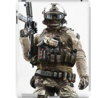 """Battlefield 4 Assault Class"" iPad Case/Skin"