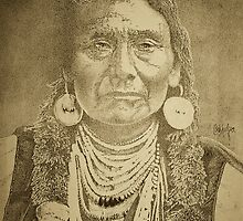 Chief Joseph by Carlos Solorza