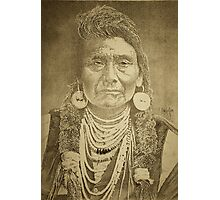 Chief Joseph Photographic Print