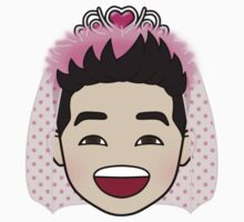 Orange Caramel Wooyoung by funkmunky