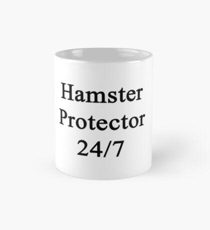 Hamster Protector 24/7  Mug