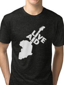 New Live Aid vintage Tri-blend T-Shirt