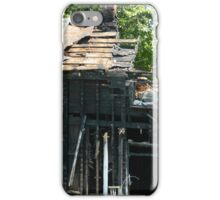 Broken Down and Barely Standing iPhone Case/Skin