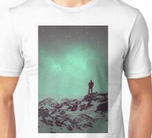 Lost the Moon While Counting Stars II Unisex T-Shirt
