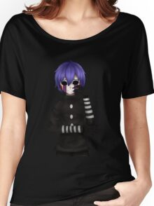 Five Nights at Freddy's Marionette Puppet Women's Relaxed Fit T-Shirt