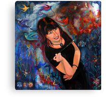 Cheryl CP Canvas Print