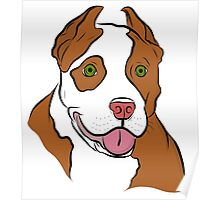 Red Nosed Pit Poster